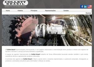 Site Collett Brasil